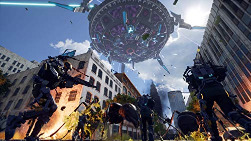 【PS4】EARTH DEFENSE FORCE:IRON RAIN【早期購入特典】プロダクトコードチラシ(封入)【Amazon.co.jp限定】カスタマイズ衣装「バレットガールズ ファンタジア」セット