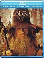 Lo Hobbit - Un Viaggio Inaspettato (2 Blu-Ray 3D+2 Blu-Ray + Copia Digitale) [Italian Edition]