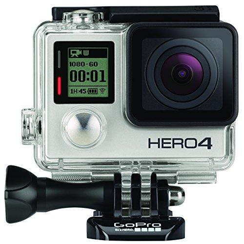 GoPro HERO4 シルバーエディション アドベンチャー