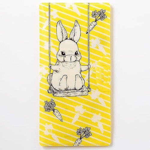 ヒサゴ マスク&ティッシュケース ウサギ UTM001...