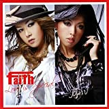 Love is Special♪faithのCDジャケット