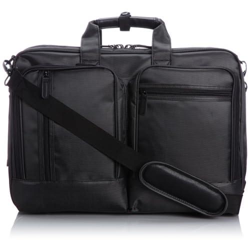 [シフレ] SIFFLER ビジネスバッグ K1806 ブラック (ブラック)