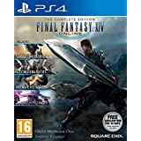 Final Fantasy XIV: The Complete Collection (PS4) (輸入版)