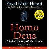Homo Deus Low Price CD: A Brief History of Tomorrow