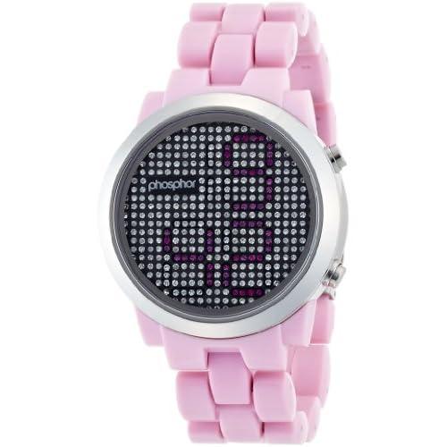 [フォスファー]PHOSPHOR 腕時計 Appear Pink bracelet MD011L 【正規輸入品】