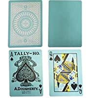 Blue Tally Ho Reverse Circle Back Limited Edition Playing Cards [並行輸入品]