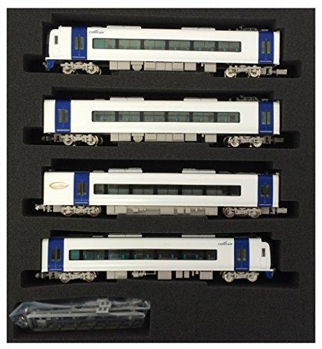 Nゲージ 4053 名鉄空港特急「ミュースカイ」2000系 改造車4輛基本 (塗装済完成品)