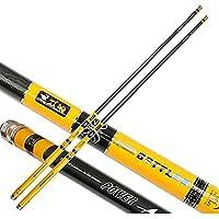 ENLI 渓流竿 釣竿 炭素釣竿 船竿 ロッド 超軽い 超硬い お好きな長さ選択(3.6m/3.9m/4.5m/4.8m/5.4m/6.3m/7.2m)