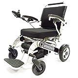 折り畳み電動車椅子、ただ2秒で折りたたみ可能、軽量電動車椅子 PW-1000XL (リモコン右取り付け)