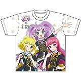 アイドルタイムプリパラ × i☆Ris SoLaMi(ハート)SMILE フルグラフィックTシャツ Lサイズ
