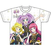 アイドルタイムプリパラ × i☆Ris SoLaMi(ハート) SMILE フルグラフィックTシャツ Mサイズ