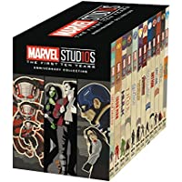 Marvel Studios: The First Ten Years Anniversary Collection (Marvel Cinematic Universe)