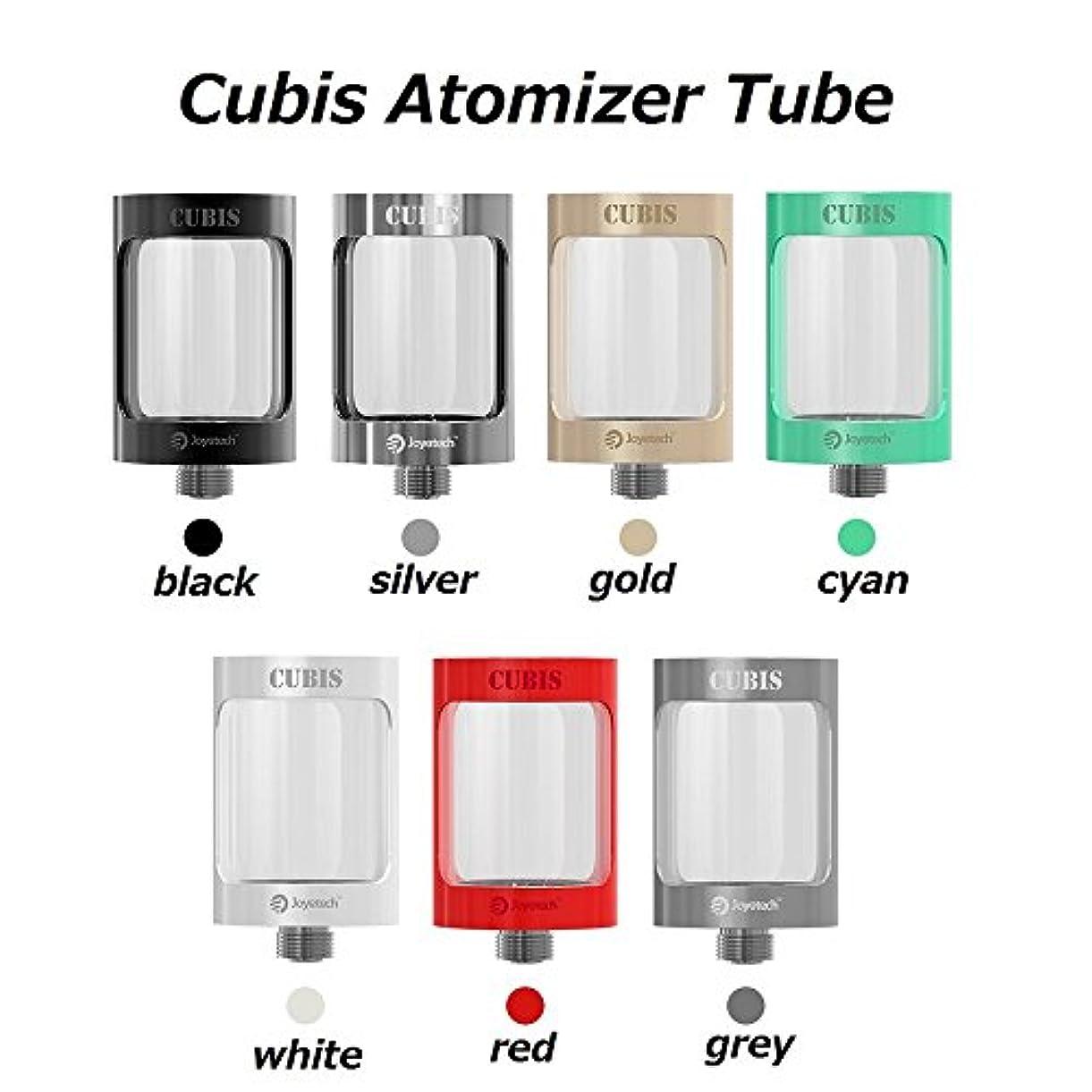葉自己ゴールドJoyetech CUBIS 用スペアパーツ Atomizer Tube (ホワイトwhite)