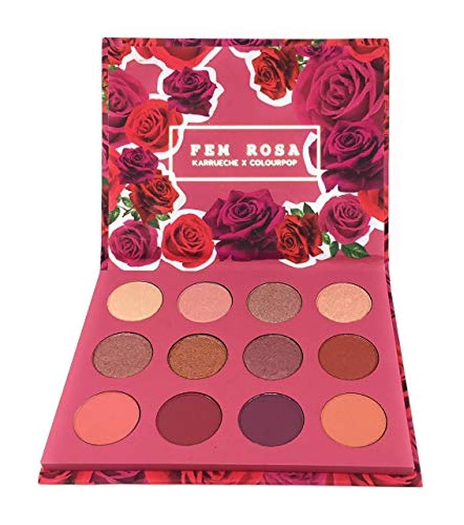 アレイ所得定期的にカラーポップ Colourpop She - Pressed Powder Shadow Palette