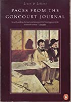 Pages from the Goncourt Journal
