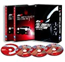 頭文字 イニシャル D フルスロットル コレクション -First Stage Vol.1-(CD付き) DVD
