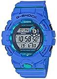 [カシオ] 腕時計 ジーショック G-SQUAD GBD-800-2JF メンズ ブルー