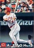 カルビー1998 プロ野球チップス WEST SPECIAL No.W-03 江藤智