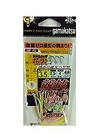がまかつ(Gamakatsu) G競技カワハギシカケ花火付速攻FK137 3.5-2.5