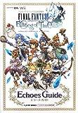 ファイナルファンタジー・クリスタルクロニクル エコーズ・オブ・タイム NDS/Wii両対応版 エコーズ・ガイド スクウェア・エニックス公式攻略本 (Vジャンプブックス)