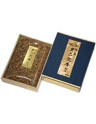 玉初堂のお香 極品タニ沈香 刻み 化粧箱(布貼)入 #425