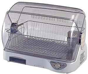 TIGER 食器乾燥機<サラピッカ> (温風式) DHG-B400-HL