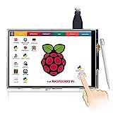 Elecrow3.5インチTFT LCD ディスプレイ タッチスクリーン モニター Raspberry Pi 3 2モデルB B+対応