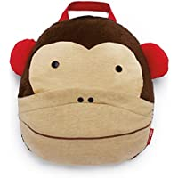 Skip Hop Zoo Monkey Kids Travel Blanket
