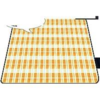 Flockピクニックマット/フロアマット/マット/アウトドアキャンプマット/テントパッド