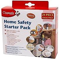 Clippasafe Home Safety Starter Pack - UK by Clippasafe