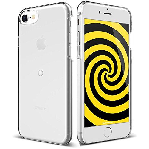 iPhone8 / iPhone7 ケース elago Smart Spinner [ iPhoneがスピナーに大変身 !? まるで ハンドスピナー !? ] おもしろ デザイン カバー [ iPhone8ケース / iPhone7ケース ] クリア
