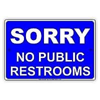 Sorry No lic Rest s Private Toilet メタルポスター壁画ショップ看板ショップ看板表示板金属板ブリキ看板情報防水装飾レストラン日本食料品店カフェ旅行用品誕生日新年クリスマスパーティーギフト