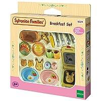 Epoch 2956 Sylvanian Families - Breakfast Set