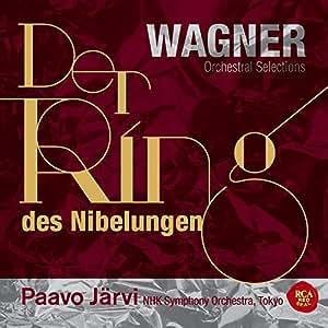 ワーグナー:楽劇「ニーベルングの指環」管弦楽曲集 (SACD HYBRID)
