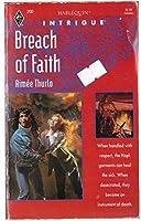 Breach Of Faith (Harlequin Intrigue)