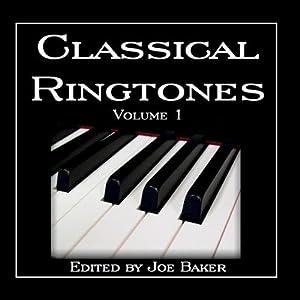 Classical Music Ringtones, Vol. 1.