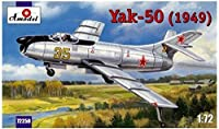 yak-50( 1949) 1/ 72Amodel 72250