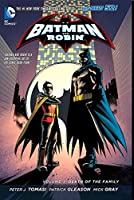 Batman and Robin Vol. 3: Death of the Family (The New 52) (Batman and Robin: The New 52!)