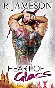 Heart of Glass (Firecats Book 3) by [Jameson, P.]