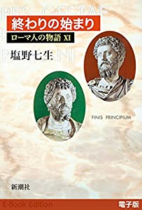 ローマ人の物語 11巻 表紙画像