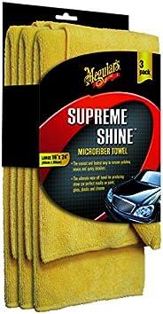 マグアイアーズ 洗車用クロス 日本正規品 シュプリームシャイン マイクロファイバータオル 3枚 X2020EU
