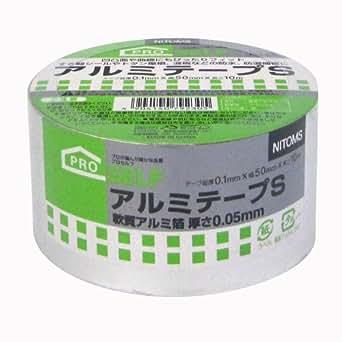 ニトムズ アルミテープS 50mm×10m J3230