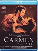 Carmen in 3d / [Blu-ray] [Import]