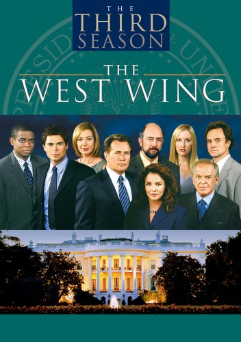 ザ・ホワイトハウス 〈サード・シーズン〉 コレクターズ・ボックス [DVD]の詳細を見る