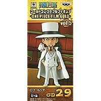 ワンピース ワールドコレクタブルフィギュア -ONE PIECE FILM GOLD-vol.5 【ロブ?ルッチ】単品