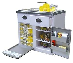 CASDON ちびっこママ シンク&冷蔵庫