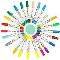 子供用のクレヨン - 洗濯可能な油絵は無毒の幼稚園の学生の芸術品をこすります (18)