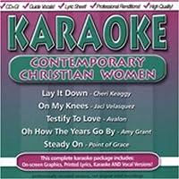 Karaoke: Contemporary Christian Women by Various Artists