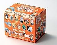 『モンスター娘のいる日常』 缶バッチコレクション Vol.1 Box 【アニメ化記念公式限定Ver.】