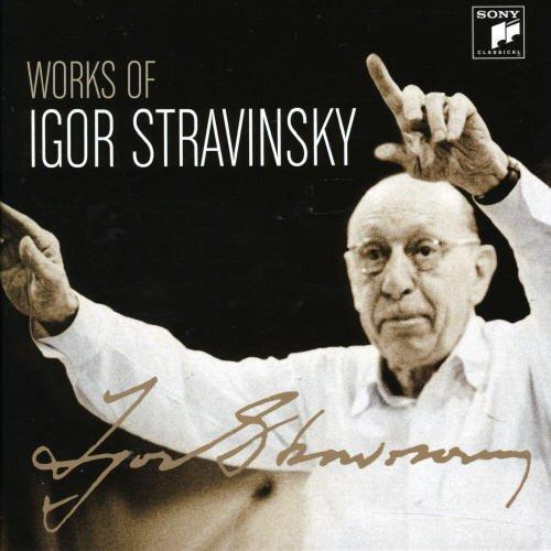 Works of Igor Stravinskyの詳細を見る